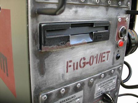 FuG-01ET - stacja dyskietek