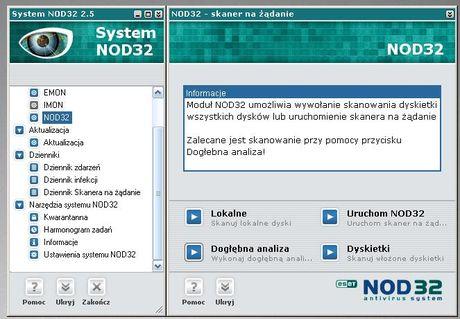 NOD32, NOD, antywirus
