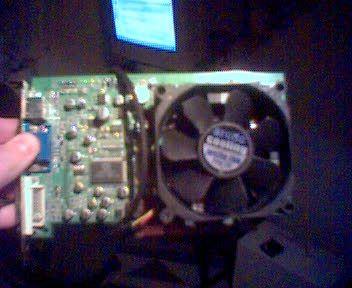 Radeon8500 overclocking