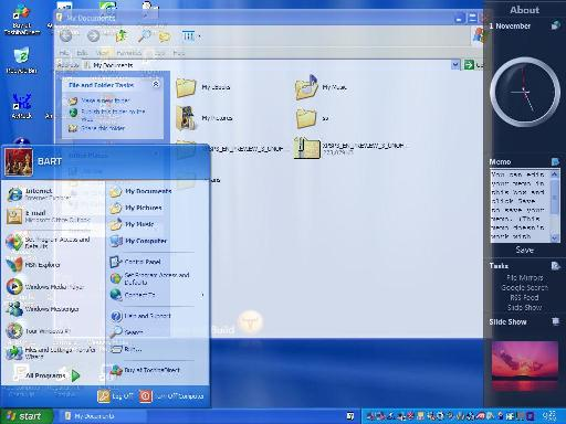 Vista Transform Pack, metamorfoza Windows, poprawa wyglądu Windows XP