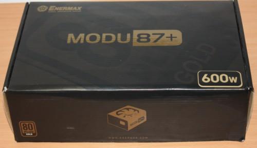 zasilacz Enermax Modu87+ pudełko,Recenzja Enermax Modu87+
