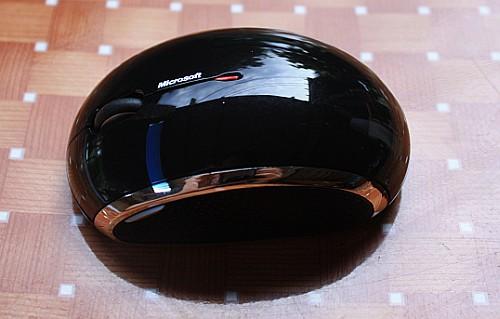 recenzja Microsft Mobile Mouse 6000