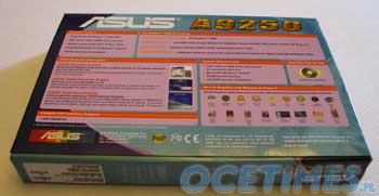 radeon 9250, Asus A9250