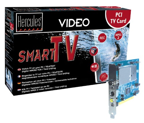 Hercules introduceert Smart TV