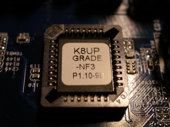 ASRock K8Upgrade-NF3, test socket754 płyty główne