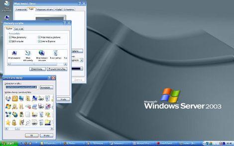 ikony z windows vista, ikony Windows 7, styl Windows 7