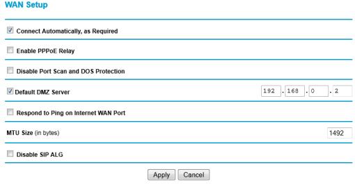 udostępnianie serwera IIS, publiczny adres IP