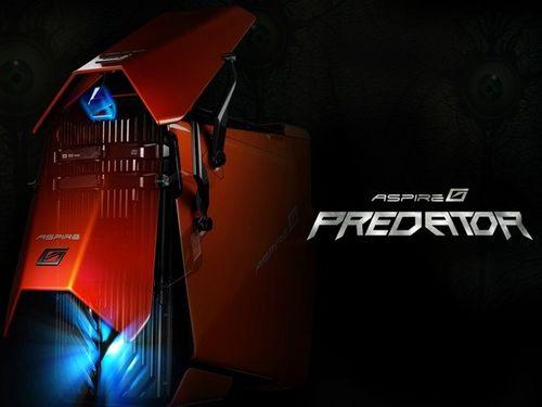 predator, Acer Predator, obudowa Acer