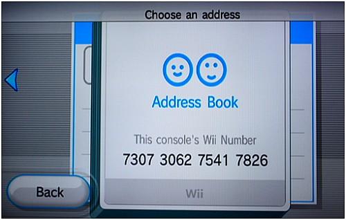 numer friendcode do wpisania np. WII MarioKart, friendcode