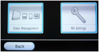 zmiana lokalizacji konsoli WII