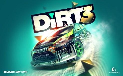 Dirt 3 - gra dołączona do Porównanie Sapphire Radeon HD 6770