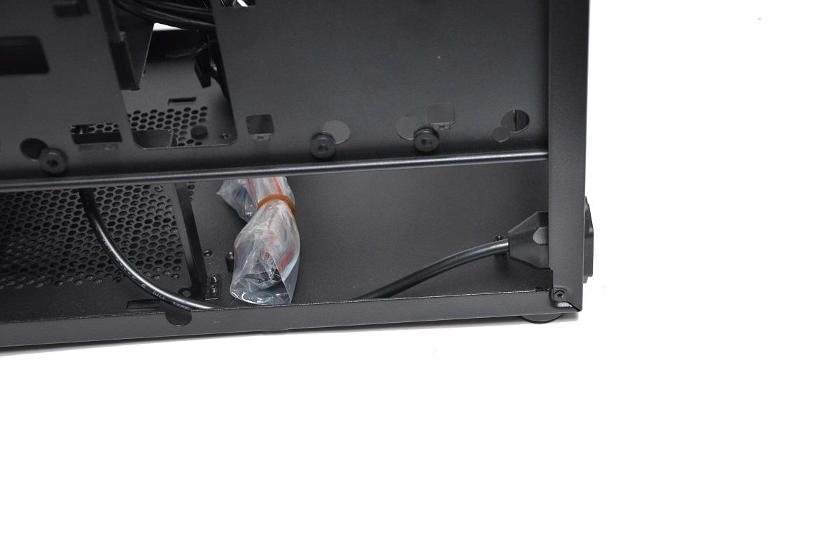 Fractal Design Core 500 przewód zasilający