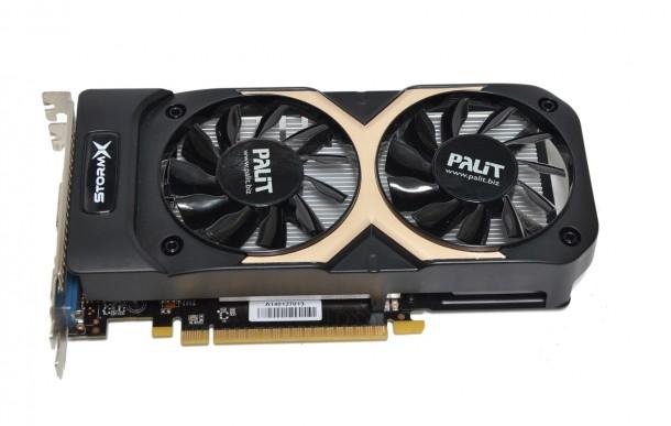 Palit StormX Dual GTX750 Ti