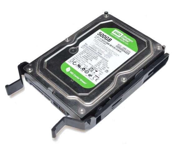 Phanteks Enthoo Pro M sanki dysk 3,5 WD green 500gb 2