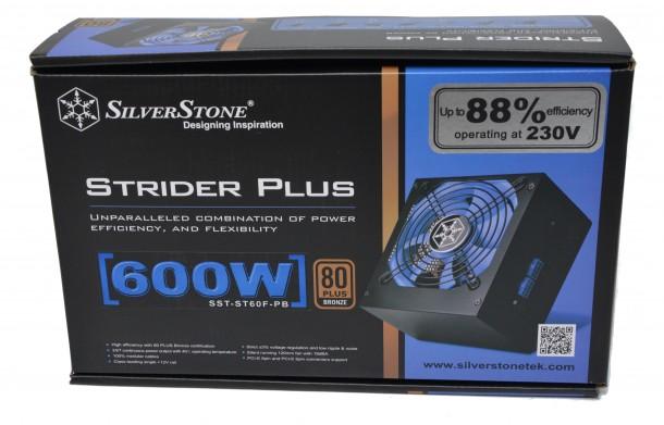 SilverStone Stirder Plus ST60F-PB 600W