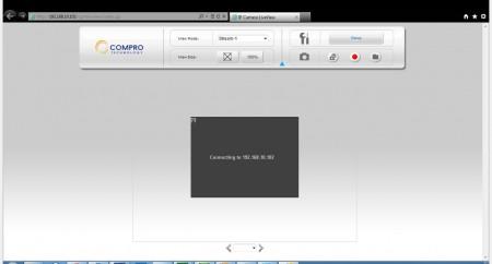 panel Compro CS80