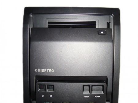 Chieftec LIBRA LF-02B - zatoki 5,25 oraz 3,25