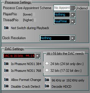 XXHighEnd częstotliwość próbkowania, odtwarzacz muzyki XXHighEnd, poprawa jakości dźwięku Windows