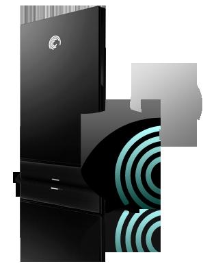 Seagate GoFlex Slim technologie