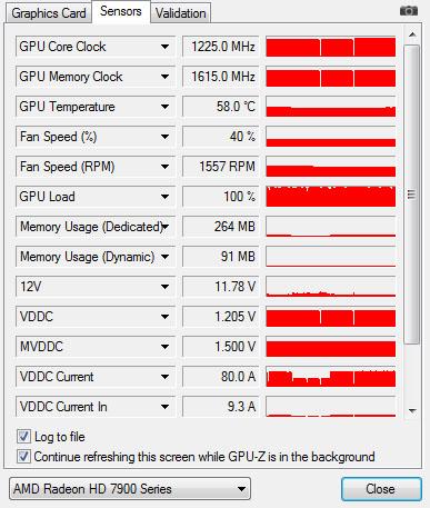 GPU-Z - OC