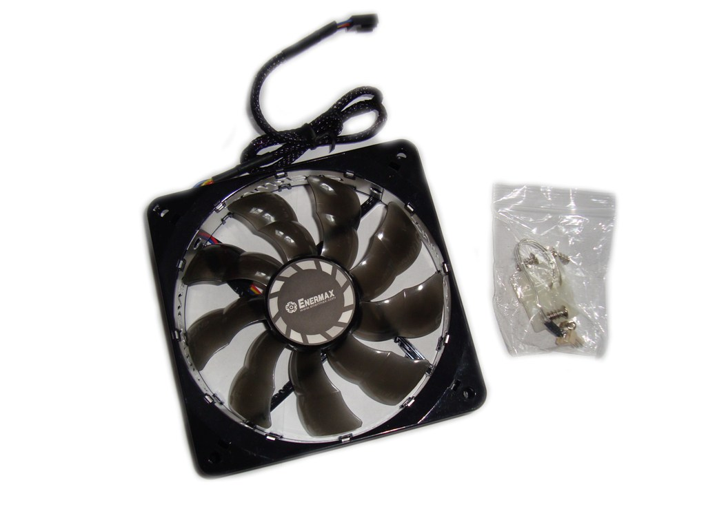 Enermax TB Slence PWM SC - akcesoria
