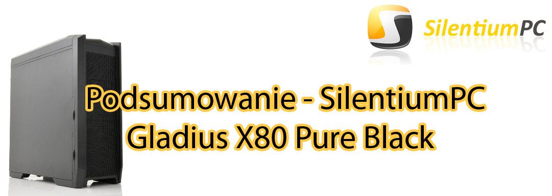 SilentiumPC opinia o X80