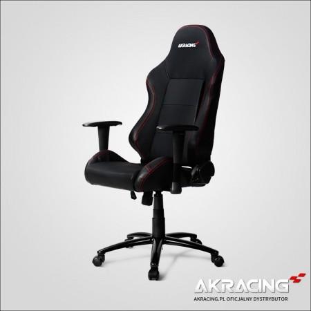 fotel komputerowy akracing wykonanie