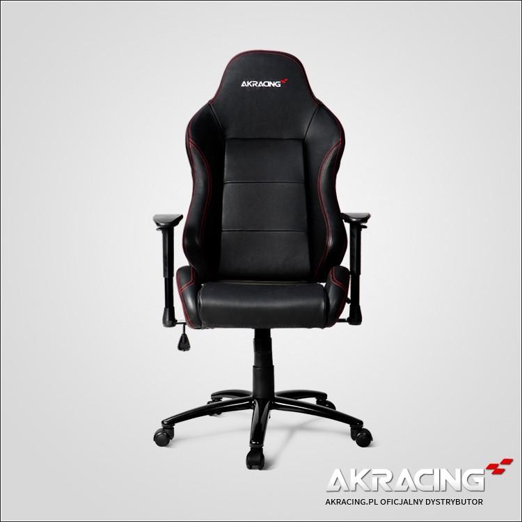 fotel sportowy akracing do komputera
