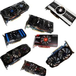 przeglad ranking kart Radeon HD7850 7870