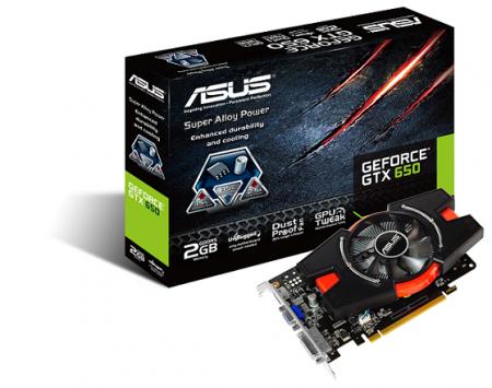 ASUS GeForce GTX 650-E graphics nowa grafika asusa do słabych zasilaczy 2