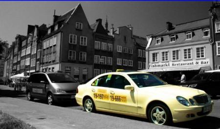 Aplikacje mobilne przyszłością branży taxi