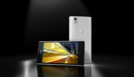 Ascend P2 od HUAWEI - najszybszy smartfon LTE