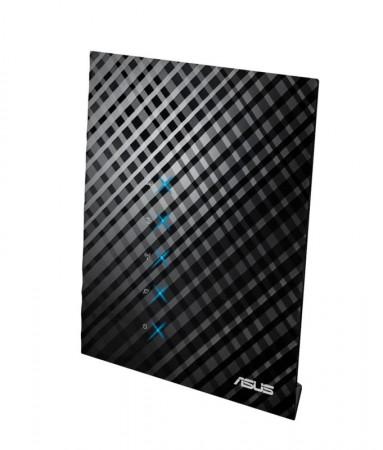 Design czasem idzie w parze z ceną - elegancki router ASUS RT-N14U 1
