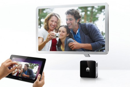 Domowy system multimedialny z HUAWEI MediaQ M310 1