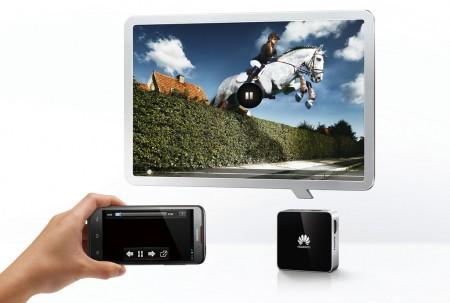 Domowy system multimedialny z HUAWEI MediaQ M310 3