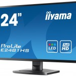 Monitor IIYAMA 23.6 LED Prolite E2481HS-B1 Top 5 monitorów do gier za średnio 1000 zł - ranking Agito.pl
