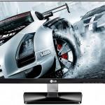 Monitor LG 27'' LED IPS277L Top 5 monitorów do gier za średnio 1000 zł - ranking Agito.pl