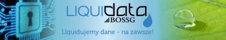 Nieodwracalne niszczenie danych z twardych dysków dzięki LiquiDATA