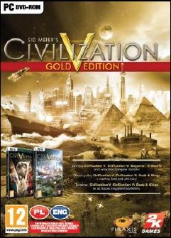 Sid Meier's Civilization V Złota Edycja premiera już za tydzień