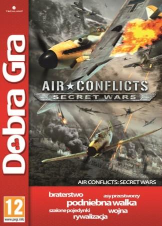 3 nowe tytuły w Dobrej Grze Techlandu Air Conflicts Secret Wars