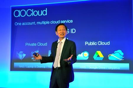 ASUS Chairman Jonney Shih Open Cloud Computing - smartfony, tablety, pecety w jednej chmurze