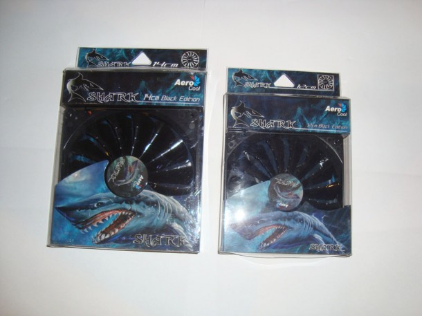 Aero Cool SHARK 12cm oraz 14cm (5)