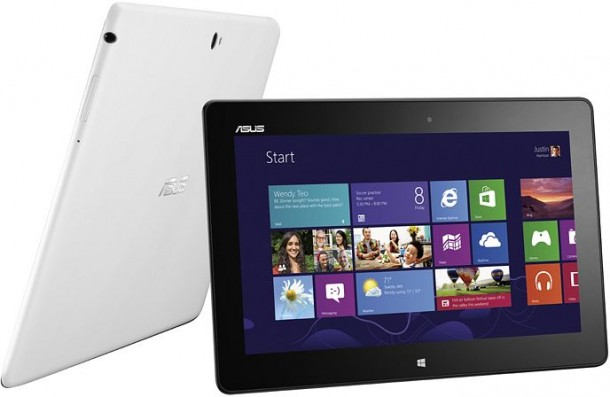 Asus Vivo Tab - highendowy tablet