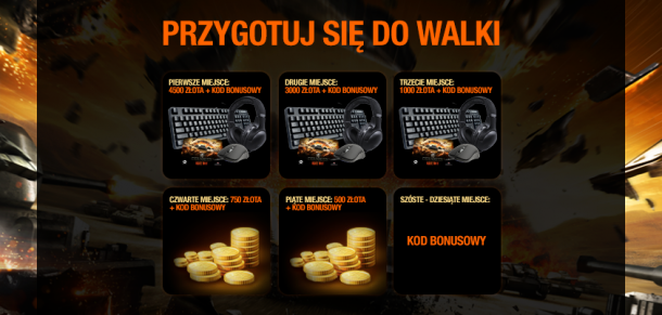 Facebookowy konkurs SteelSeries i World of Tanks