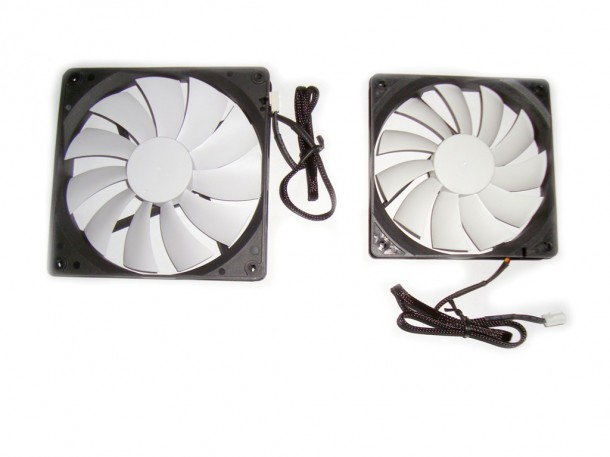 Fraktal design Silent Series R2 CASE FAN 120MM oraz 140MM (3)