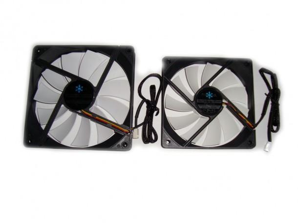 Fraktal design Silent Series R2 CASE FAN 120MM oraz 140MM (4)