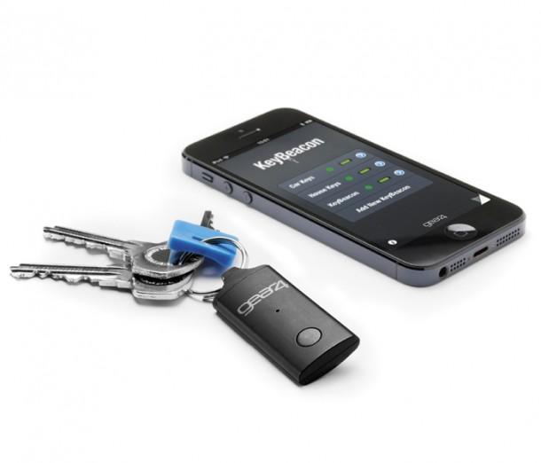KeyBeacon od Gear4 znajdzie klucze lub urządzenie Apple