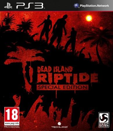 Limitowana Dead Island Riptide Special Edition już dostępna w preorderze ps3 box pudełko