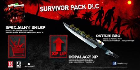 Limitowana Dead Island Riptide Special Edition już dostępna w preorderze survivor pack dlc