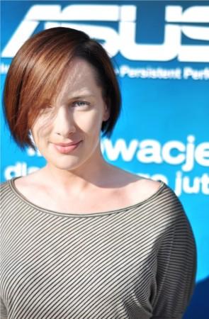 Monika Grabowska PR Manager ASUS Kobiety kochają tablety
